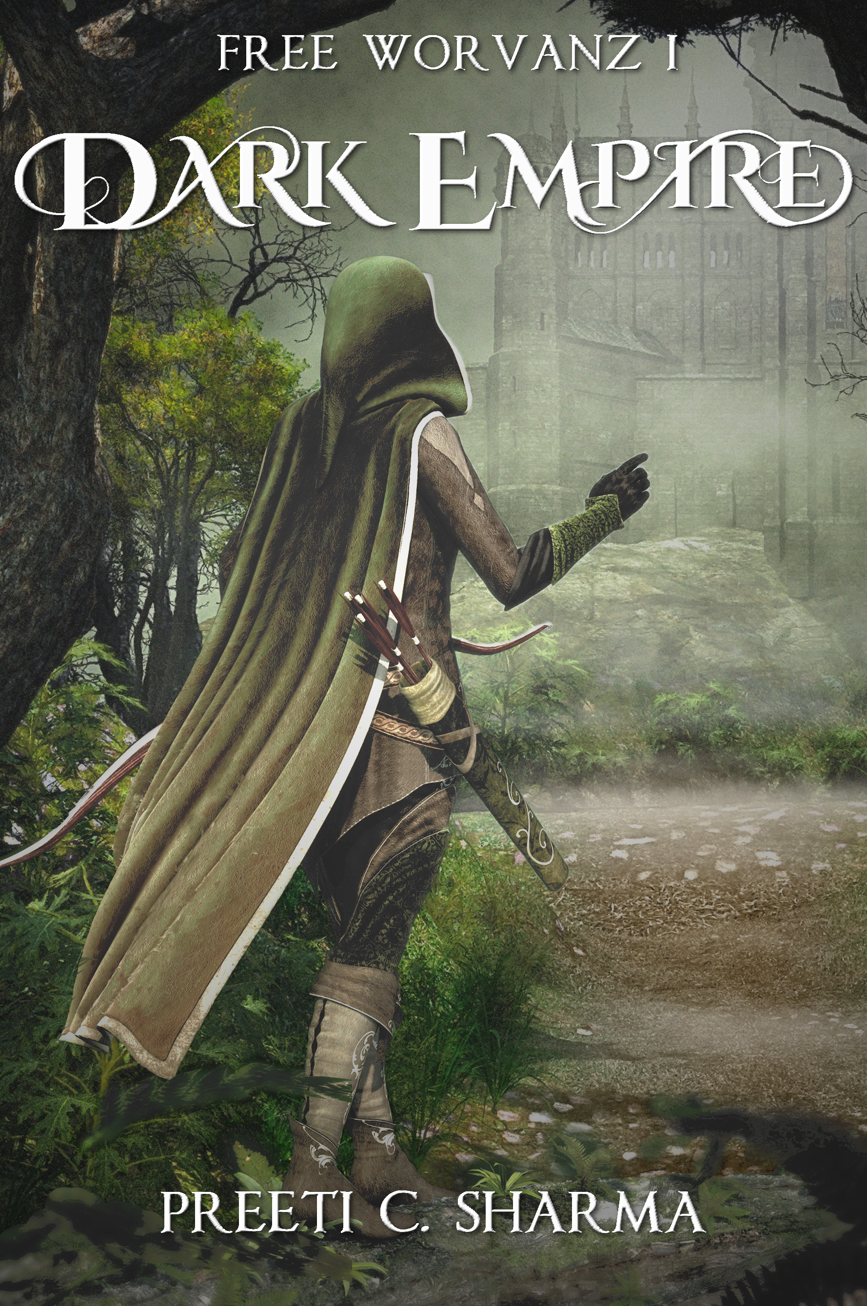 Dark Empire Book Cover